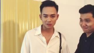 Đột nhập buổi chụp ảnh của diễn viên Nguyễn Anh Tú và Mai Tài Phến