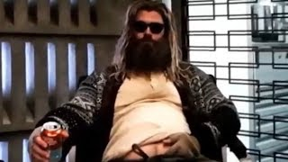 Fat Thor Has A New Name, And You'll Either Love It Or Hate It
