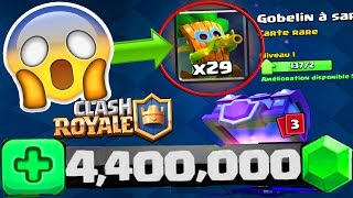 Clash Royale PACK OPENING 4