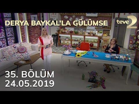 Derya Baykal'la Gülümse 35. Bölüm - 24 Mayıs 2019 FULL BÖLÜM İZLE!