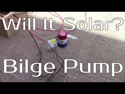 hook up bilge pump