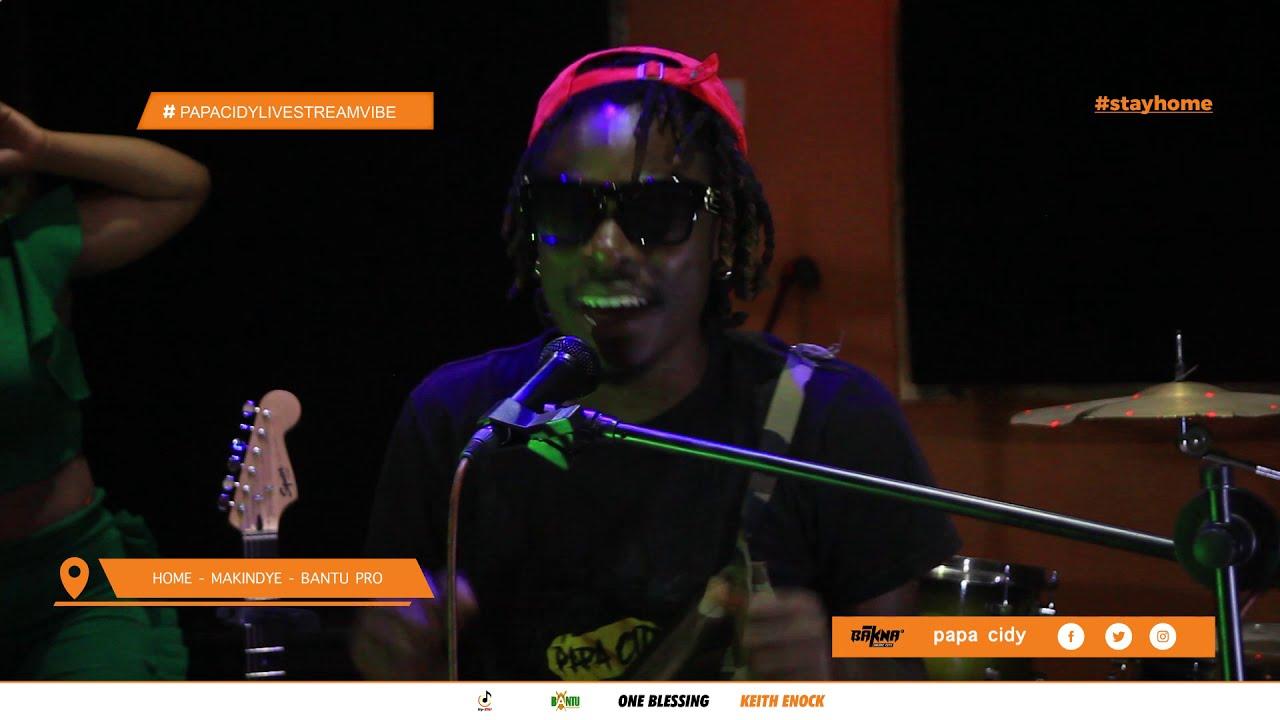 Papa Cidy Live Stream (FULL  PERFORMANCE)