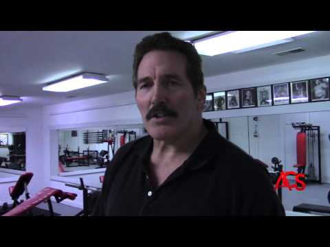 "Gloved season 2 episode 7 Dan ""The Beast"" Severn"