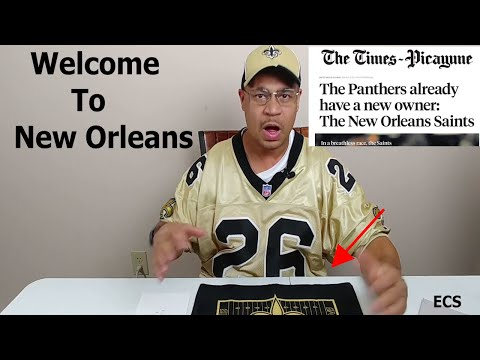 New Orleans Times Picayune Mystery Package  New Orleans Saints  Nolacom