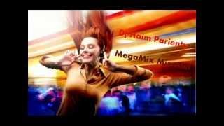 Dj Haim Parienty-MegaMix Mizrahit 2012