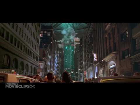 Independence Day, Empire State Building destruction