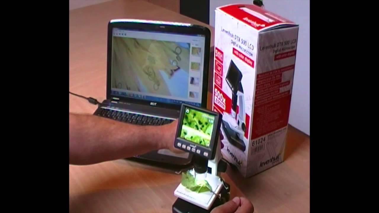 Digitalni mikroskop usb led