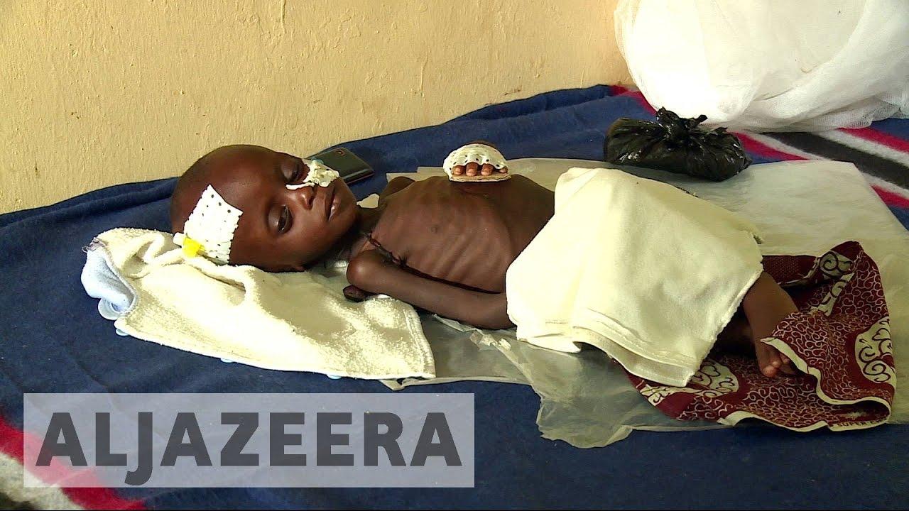 UN: $4.4bn needed to prevent famine 'catastrophe'