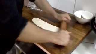 Дрожжевой хлеб на пару(Момошки)Видеорецепт