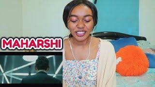 Maharshi Teaser | Mahesh Babu, Pooja Hegde | REACTION #JoinRishi