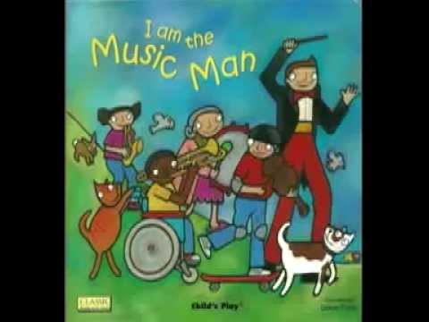 I Am The Music Man On PSR 340