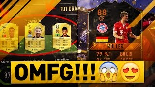 FIFA 17 OMFG BEST PACK OPENING & FUT DRAFT EVER! 😱💀