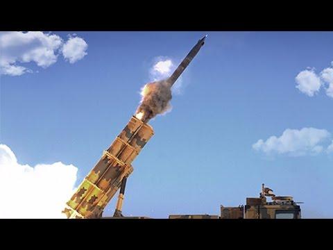Turkish TRG 300 TIGER Missile