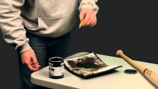 How to Apply Pine Tar