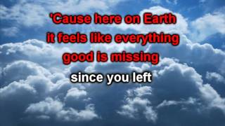 Dani And Lizzy - Dancing In The Sky from Official Karaoke Version