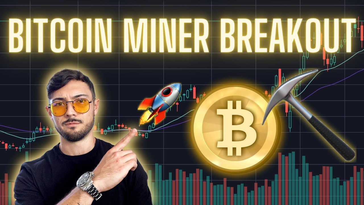 Bitcoin Miners are BREAKING OUT! Marathon Patent Group, Riot Blockchain & Hive Blockchain Analys