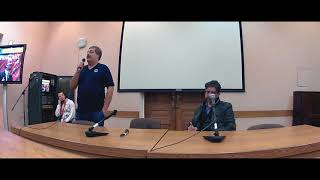 Дилетантские чтения: Дмитрий Быков и Сергей Бунтман 23 октября