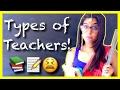 Types of Teachers | #AnishaTalks