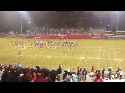 brooks county high school marching band (eos)
