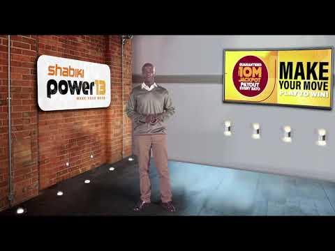 P13-002 5MILLION WINNER - WESLEY KIPRONO - YouTube