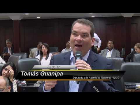 Tomás Guanipa 02 05 17