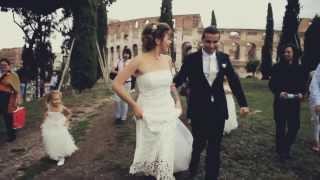 Романтичное свадебное видео 1280x720