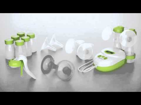 How to use the Ardo Calypso electronic breastpump