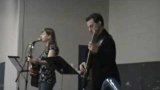 I Surrender (all to You) Vineyard cover by Wild Honey Worship Band.wmv