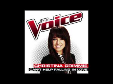 Christina Grimmie - Can't Help Falling In Love