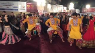 Garba Dance   Navratri   Three Musketeers