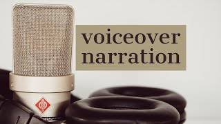Video voice over | Voice over narration | Voice over recording
