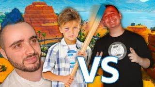 זיגי נגד ילד בן 10 נגד באנוז בפורטנייט וזה מה שקרה...