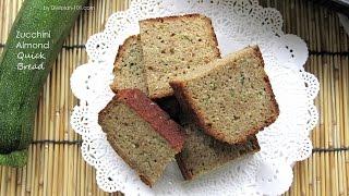 Zucchini Almond Quick Bread (atkins Diet Phase 2) | Dietplan-101.com