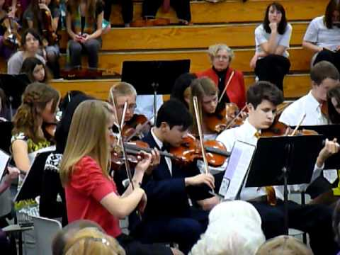 Maine District II Honors Festival Orchestra - Incantations