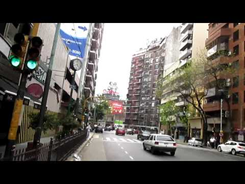 AVENIDA CORDOBA BUENOS AIRES - DE PUERTO MADERO A PALERMO