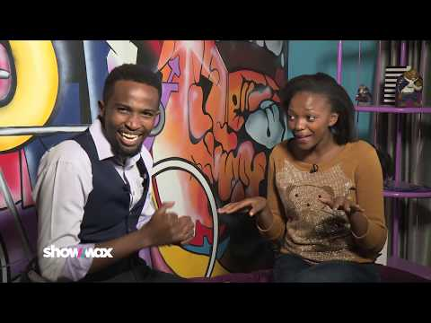 Stars Of Selina, Pascal Tokodi And Celestine Gachuhi Serenade Each Other | Showmax