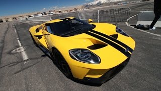 Why are there SIX new Ford GTs here??