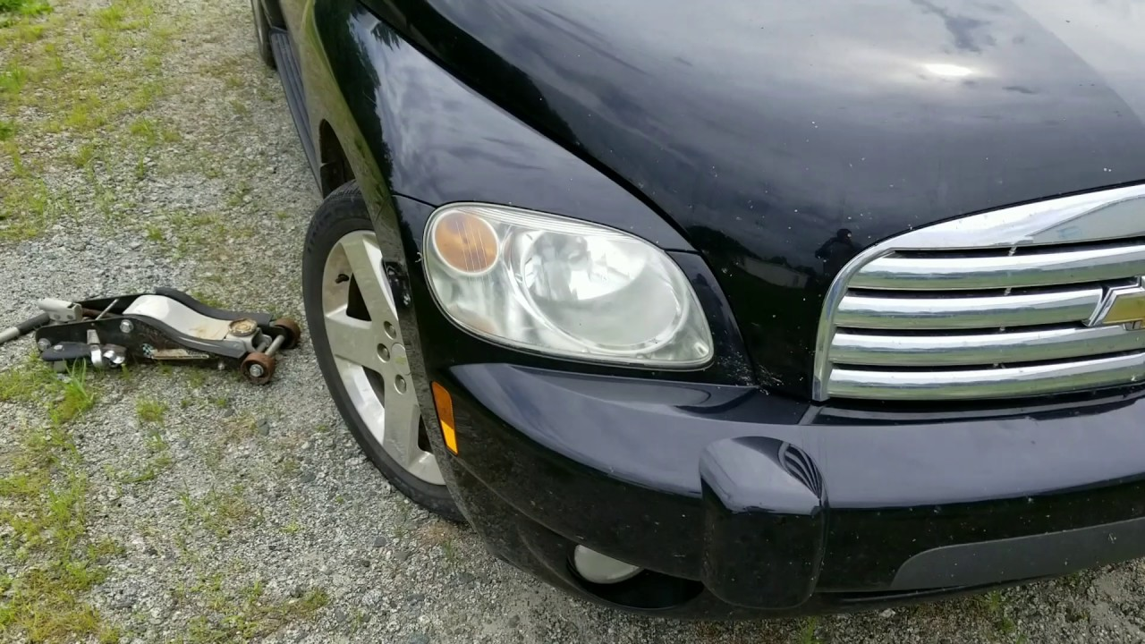 Front Turn Signal Or Headlight Replacement On A Hhr