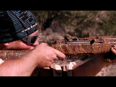 Mud Test: M1 Garand