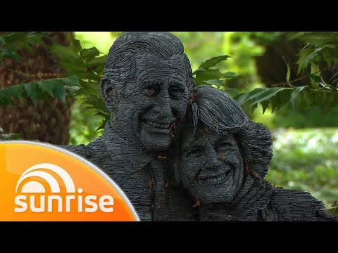 An Exclusive Look Inside Prince Charles' Country Estate | Sunrise