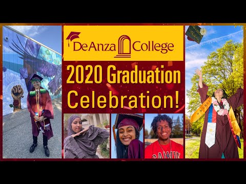 2020 Graduation Celebration | De Anza College