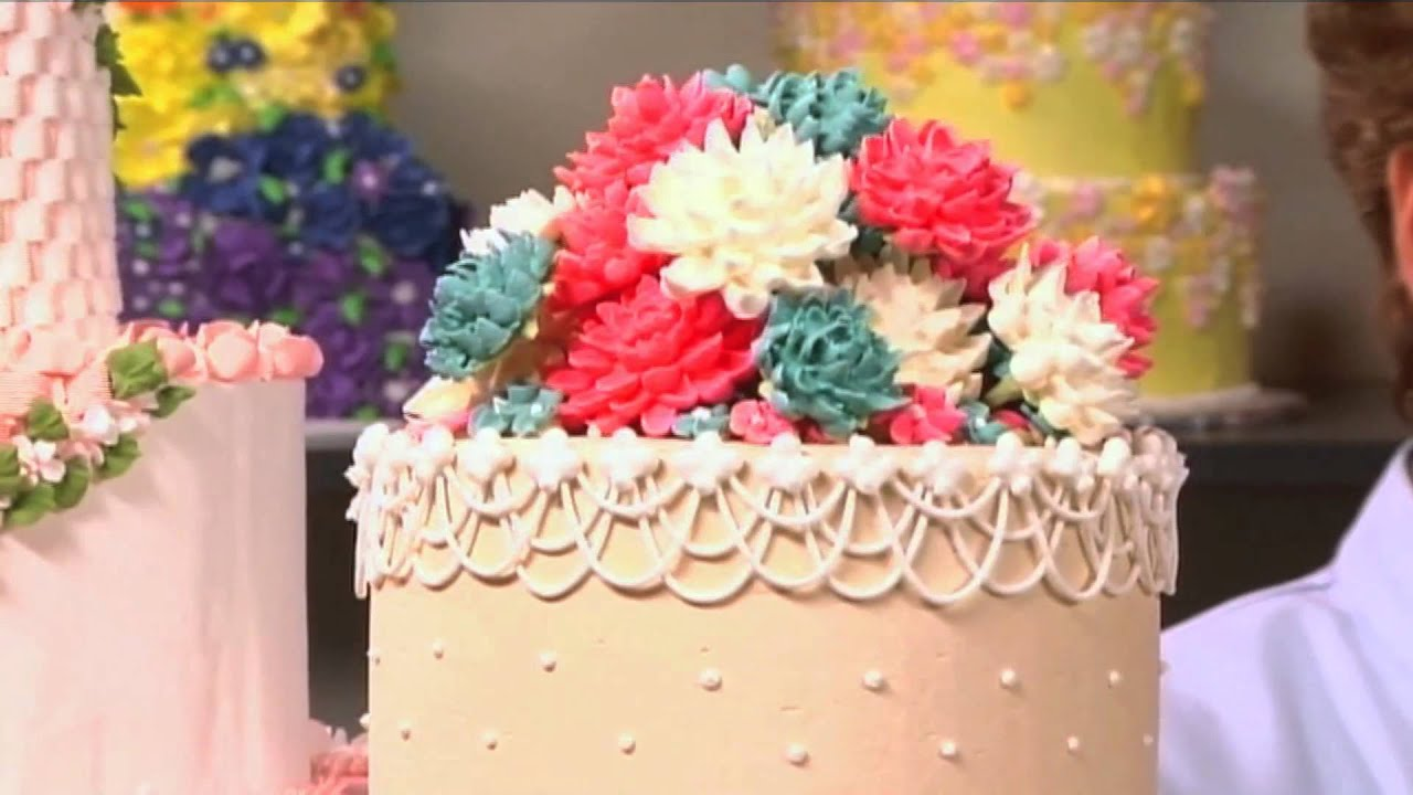 Two Week Course Cake Decorating