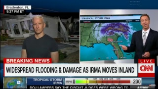 LIVE Hurricane Irma Update: Florida Storm Surge VIDEO MASSIVE Flood footage latest tracking updates