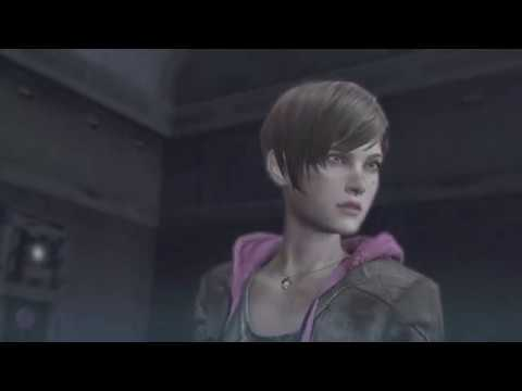 RESIDENT EVIL Revelations 2 EP4 Claire 'I'm not leaving without my medal' ALL Medals 1st run