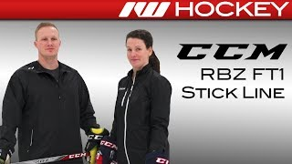 CCM RBZ FT1 Stick Line Insight