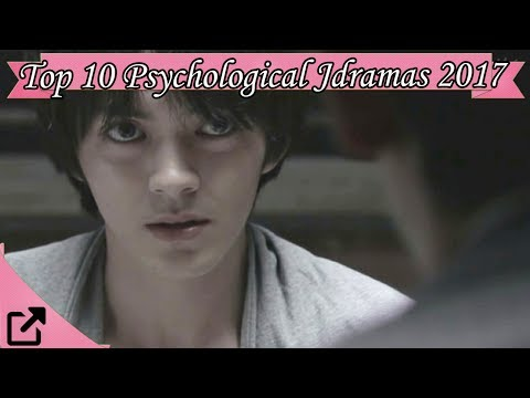Top 10 Psychological Jdramas 2017 (All The Time )