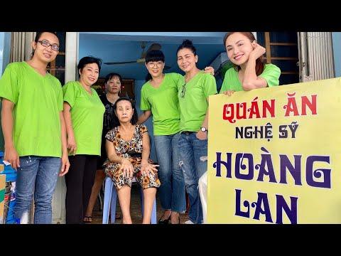 Nhân viên phục vụ bá đạo nhất Sài Gòn | Hỗ trợ quán ăn NS Hoàng Lan