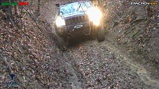 range rover vs toyota hilux vs grand cherokee wj wk