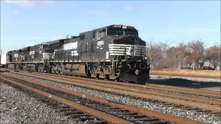 An Afternoon on Norfolk Southern