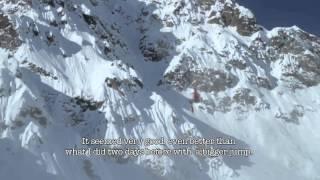 Worst crash ever on ski